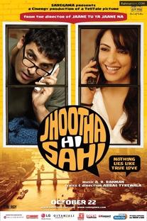 Jhootha Hi Sahi - Poster / Capa / Cartaz - Oficial 3