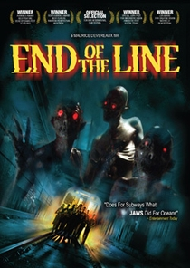 End of the Line - Poster / Capa / Cartaz - Oficial 2