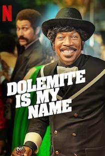 Meu Nome é Dolemite - Poster / Capa / Cartaz - Oficial 2