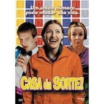 Casa da Sorte! - Poster / Capa / Cartaz - Oficial 1