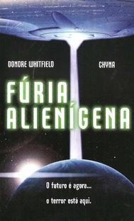 Fúria Alienígena - Poster / Capa / Cartaz - Oficial 1