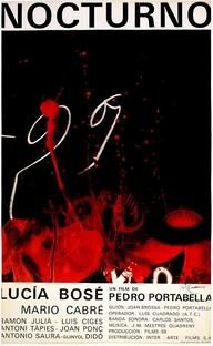 Nocturno 29 - Poster / Capa / Cartaz - Oficial 1