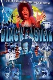 Blackenstein - Poster / Capa / Cartaz - Oficial 1