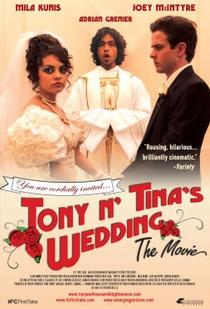 Tony 'n' Tina's Wedding - Poster / Capa / Cartaz - Oficial 1