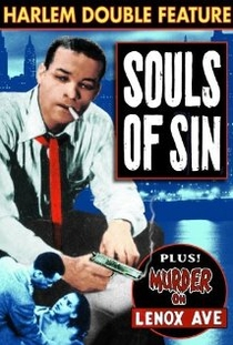 Souls of Sin - Poster / Capa / Cartaz - Oficial 1