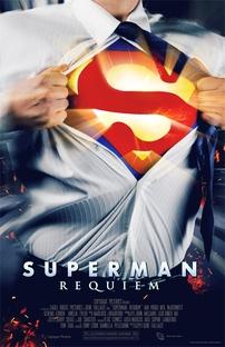 Superman: Requiem - Poster / Capa / Cartaz - Oficial 1