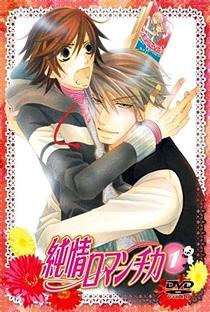 Junjou Romantica (1ª Temporada) - Poster / Capa / Cartaz - Oficial 5
