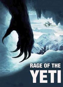 A ira do Yeti - Poster / Capa / Cartaz - Oficial 1