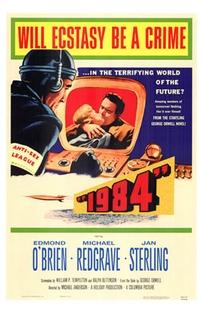 1984 - O Futuro do Mundo - Poster / Capa / Cartaz - Oficial 1