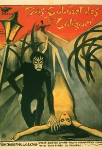 O Gabinete do Dr. Caligari - Poster / Capa / Cartaz - Oficial 9