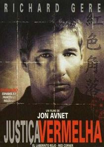 Justiça Vermelha - Poster / Capa / Cartaz - Oficial 4