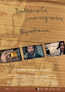 Borboleta - Poster / Capa / Cartaz - Oficial 1