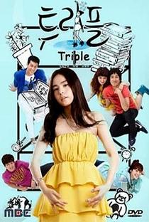 Triple - Poster / Capa / Cartaz - Oficial 3