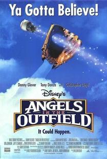 Os Anjos Entram em Campo - Poster / Capa / Cartaz - Oficial 2