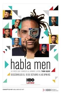 Habla Men - Poster / Capa / Cartaz - Oficial 1