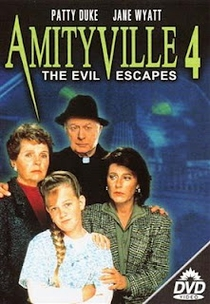 Amityville 4 - A Fuga do Mal - Poster / Capa / Cartaz - Oficial 4
