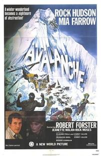 Avalanche - Poster / Capa / Cartaz - Oficial 4