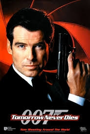 007 - O Amanhã Nunca Morre - Poster / Capa / Cartaz - Oficial 6