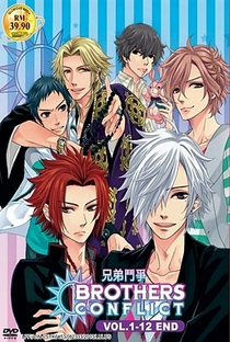 Brothers Conflict - Poster / Capa / Cartaz - Oficial 11