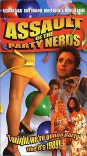 Penetras na Festa dos Nerds - Poster / Capa / Cartaz - Oficial 1