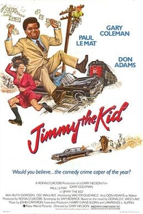 Jimmy the Kid - Poster / Capa / Cartaz - Oficial 1