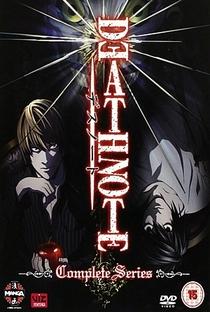 Death Note (1ª Temporada) - Poster / Capa / Cartaz - Oficial 6