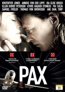 Pax - Poster / Capa / Cartaz - Oficial 1