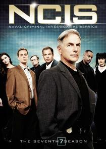 NCIS: Investigações Criminais (7ª Temporada) - Poster / Capa / Cartaz - Oficial 1