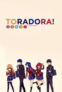 Toradora! - Poster / Capa / Cartaz - Oficial 1