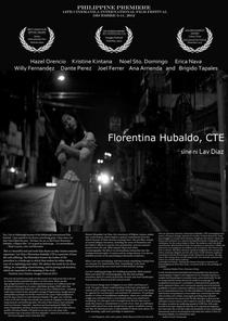 Florentina Hubaldo, CTE - Poster / Capa / Cartaz - Oficial 1