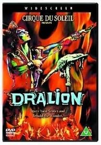 dralion - Poster / Capa / Cartaz - Oficial 1