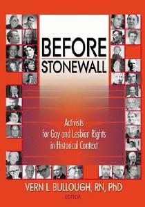 Antes de Stonewall - Poster / Capa / Cartaz - Oficial 4