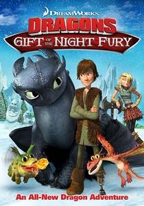 Dragões: O Presente do Fúria da Noite - Poster / Capa / Cartaz - Oficial 1