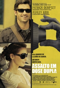 Assalto em Dose Dupla - Poster / Capa / Cartaz - Oficial 2