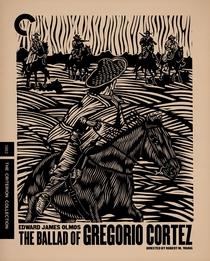 A Balada de Gregório Cortez - Poster / Capa / Cartaz - Oficial 1