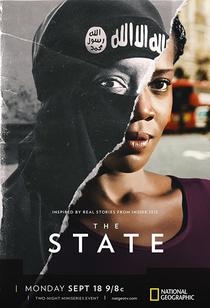 O Estado - Poster / Capa / Cartaz - Oficial 2