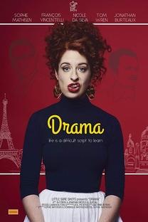 Drama - Poster / Capa / Cartaz - Oficial 1