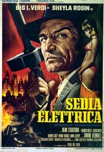 Cadeira Elétrica - Poster / Capa / Cartaz - Oficial 1