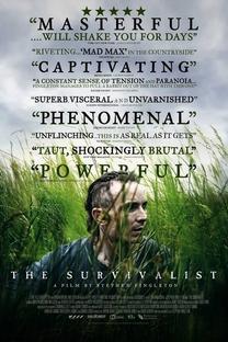 The Survivalist - Poster / Capa / Cartaz - Oficial 1
