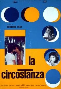 A Circunstância - Poster / Capa / Cartaz - Oficial 1