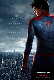 O Espetacular Homem-Aranha - Poster / Capa / Cartaz - Oficial 5