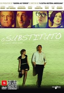 O Substituto - Poster / Capa / Cartaz - Oficial 4