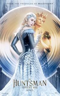 O Caçador e a Rainha do Gelo - Poster / Capa / Cartaz - Oficial 16
