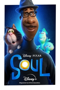 Soul - Poster / Capa / Cartaz - Oficial 2