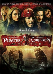 Piratas do Caribe: No Fim do Mundo - Poster / Capa / Cartaz - Oficial 3