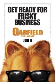 Garfield: O Filme - Poster / Capa / Cartaz - Oficial 4