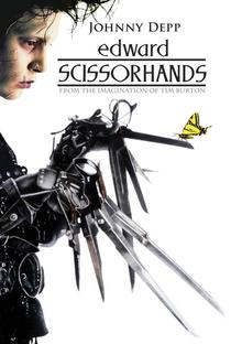 Edward Mãos de Tesoura - Poster / Capa / Cartaz - Oficial 7