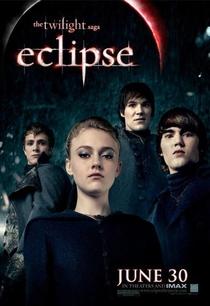 A Saga Crepúsculo: Eclipse - Poster / Capa / Cartaz - Oficial 8