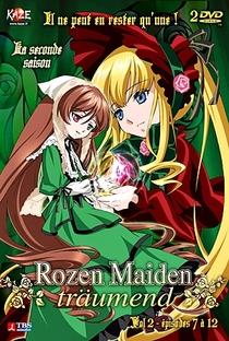 Rozen Maiden (2ª Temporada) - Poster / Capa / Cartaz - Oficial 19