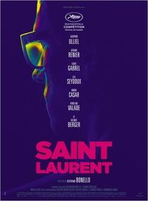 Saint Laurent - Poster / Capa / Cartaz - Oficial 1